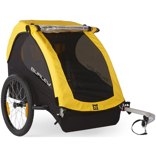 Burley Bee Kids Bicycle Trailer - Turbo Trainer Hire
