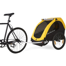 Load image into Gallery viewer, Burley Bee Kids Bicycle Trailer - Turbo Trainer Hire