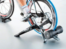 Load image into Gallery viewer, Tacx Bushido Wheel On Smart Trainer - Turbo Trainer Hire