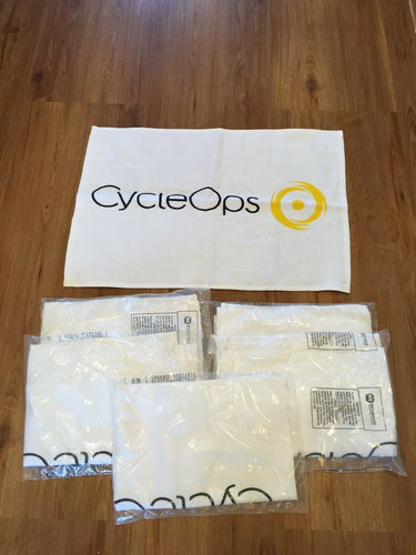 CycleOps Sweat Towel - Turbo Trainer Hire