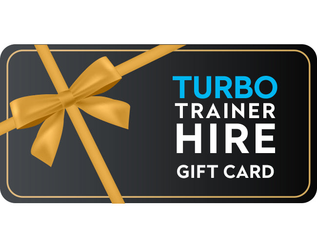 Gift Card - Turbo Trainer Hire