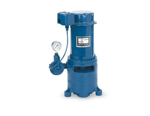 1 HP Sta-Rite Vertical 2-Stage Jet Pump
