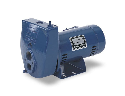 1/2 HP Sta-Rite Deep Well Jet Pump