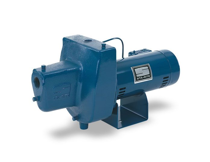 1 HP Sta-Rite Shallow Well Jet Pump