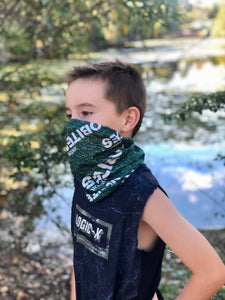 NoBites Junior Kid's Face Shield / Bandana Tube