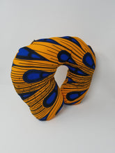 Load image into Gallery viewer, Ankara Travel Pillow