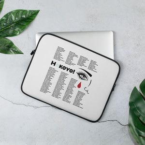 Hokoyo Laptop Sleeve