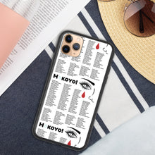 Load image into Gallery viewer, Hokoyo Biodegradable phone case