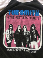 Runnin' With the Wild Ones Baseball T-shirt