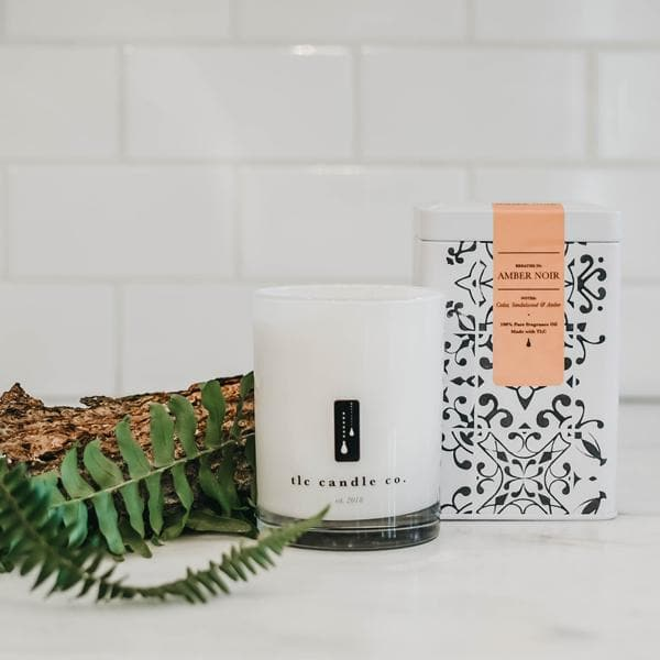 Sandalwood Candle - TLC Candle Co.