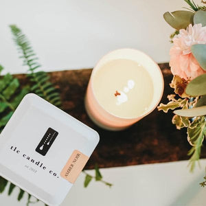 Sandalwood Scented Candle - TLC Candle Co.