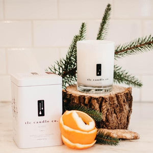 Pine Candle - TLC Candle Co.