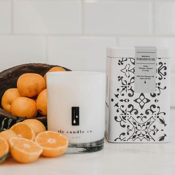 Farmhouse Candles - TLC Candle Co.