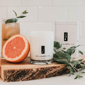 Rhubarb Candle - TLC Candle Co.