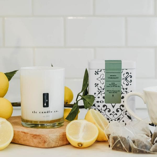 best lemon candle - TLC Candle Co.