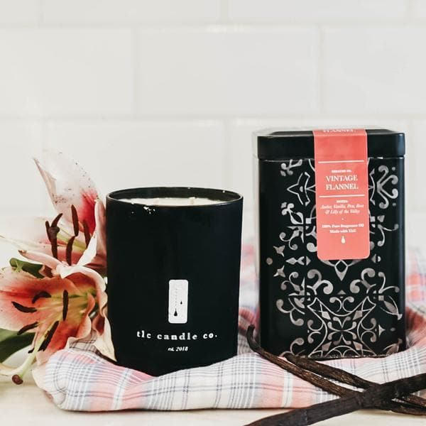 Vintage Flannel - TLC Candle Co.