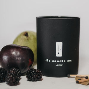 Bergamot Candle Double Wick | TLC Candle Co