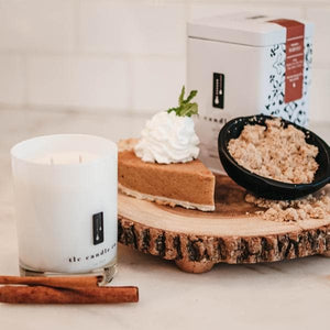 Pumpkin spice candles  - TLC Candle Co.