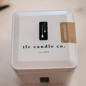 patchouli oil candle - TLC Candle Co.