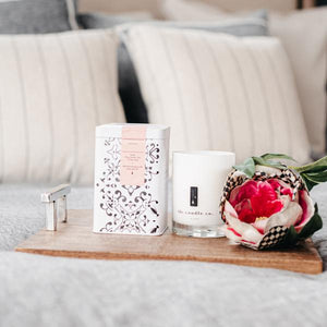 Rose Candles - TLC Candle Co