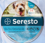 Seresto Flea and Tick Collar for Small Dogs up to 18 lbs