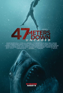 47 Meters Down Uncaged Vudu HD