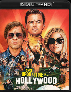 Once Upon a Time in Hollywood Vudu 4K Instawatch