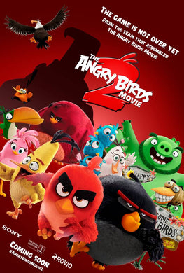 The Angry Birds 2 Movie Vudu 4K