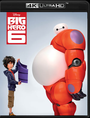 Big Hero 6 Vudu 4K (preorder)