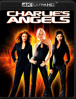 Charlies Angels (2000) Vudu 4K