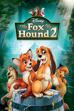 The Fox and the Hound 2 Vudu HD