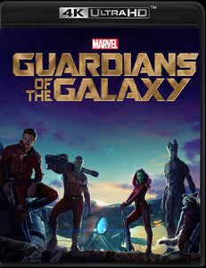 Guardians of the Galaxy Vudu 4K