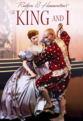The King And I (1956) SD Vudu Instawatch