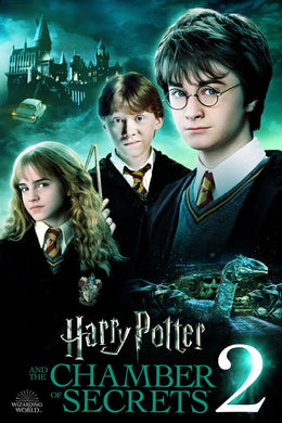 Harry Potter And The Chamber Of Secrets HDX Vudu Instawatch