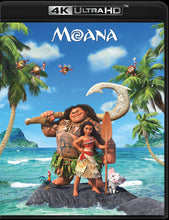 Load image into Gallery viewer, Moana Vudu 4K
