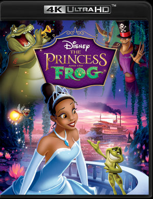 The Princess and the Frog Vudu 4K (preorder)