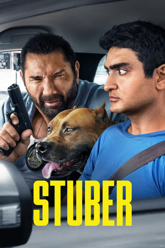 Stuber Vudu HD (instawatch)