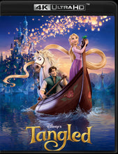 Load image into Gallery viewer, Tangled Vudu 4K