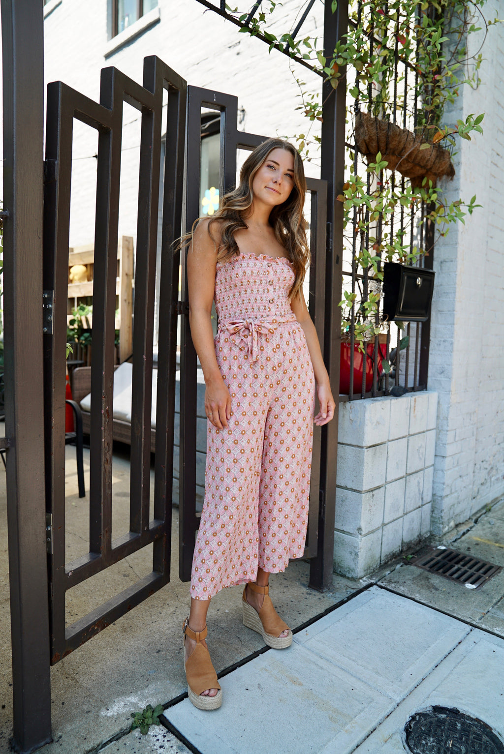 Gone To California Jumpsuit
