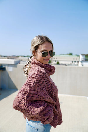 Falling For Fall Sweater