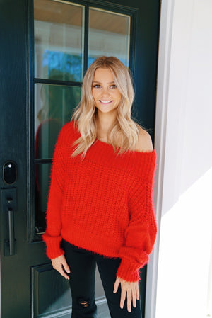 Holly Day Sweater