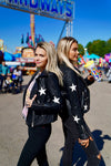 Star Girl Moto Jacket