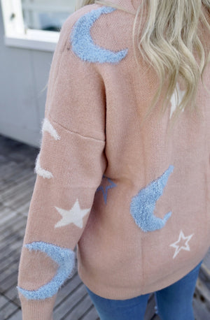 Moon Child Sweater