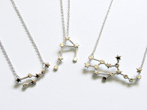 Libra Constellation Necklace