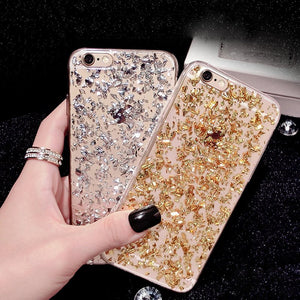 Golden Stardust Cases (iPhone 6/6s)