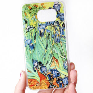 "(On Sale!) Van Gogh ""Irises"" (Samsung Galaxy s5/s6)"