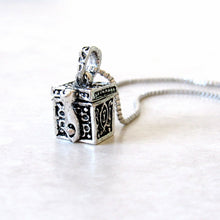 Load image into Gallery viewer, Box of Love Necklace