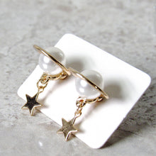 Load image into Gallery viewer, Starry Saturn Earrings (Gold & Silver)