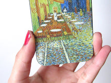 "Load image into Gallery viewer, (On Sale!) Van Gogh ""The Cafe Terrace at Night"" (5/5s, 6/6s)"