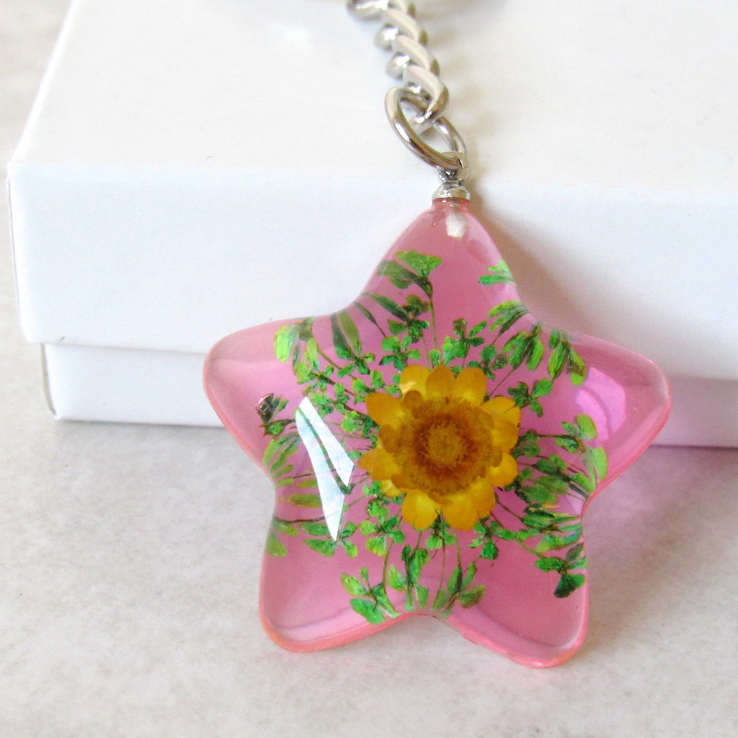 (On Sale!) Delicate Details Real Flower Necklaces